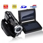 Solar Digital Video Camcorder 16MP
