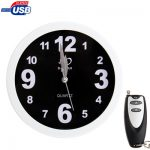 DVR Wall Clock
