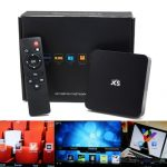 XS Android TV Quad Core 8GB
