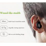 Super Mini Bluetooth Earpeice