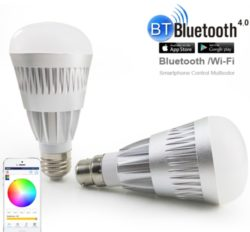 led bluetooth smart bulb