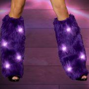 led-purple
