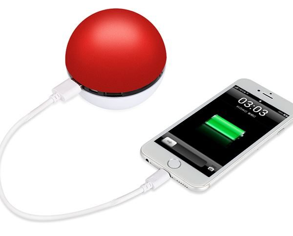 pokeball powerbank battery charger