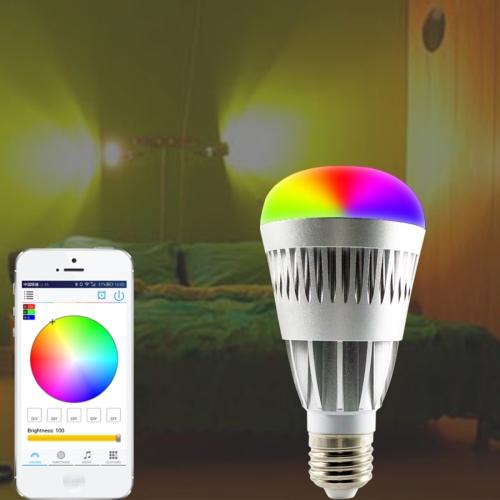 led bluetooth smart bulb