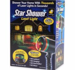 star shower projector