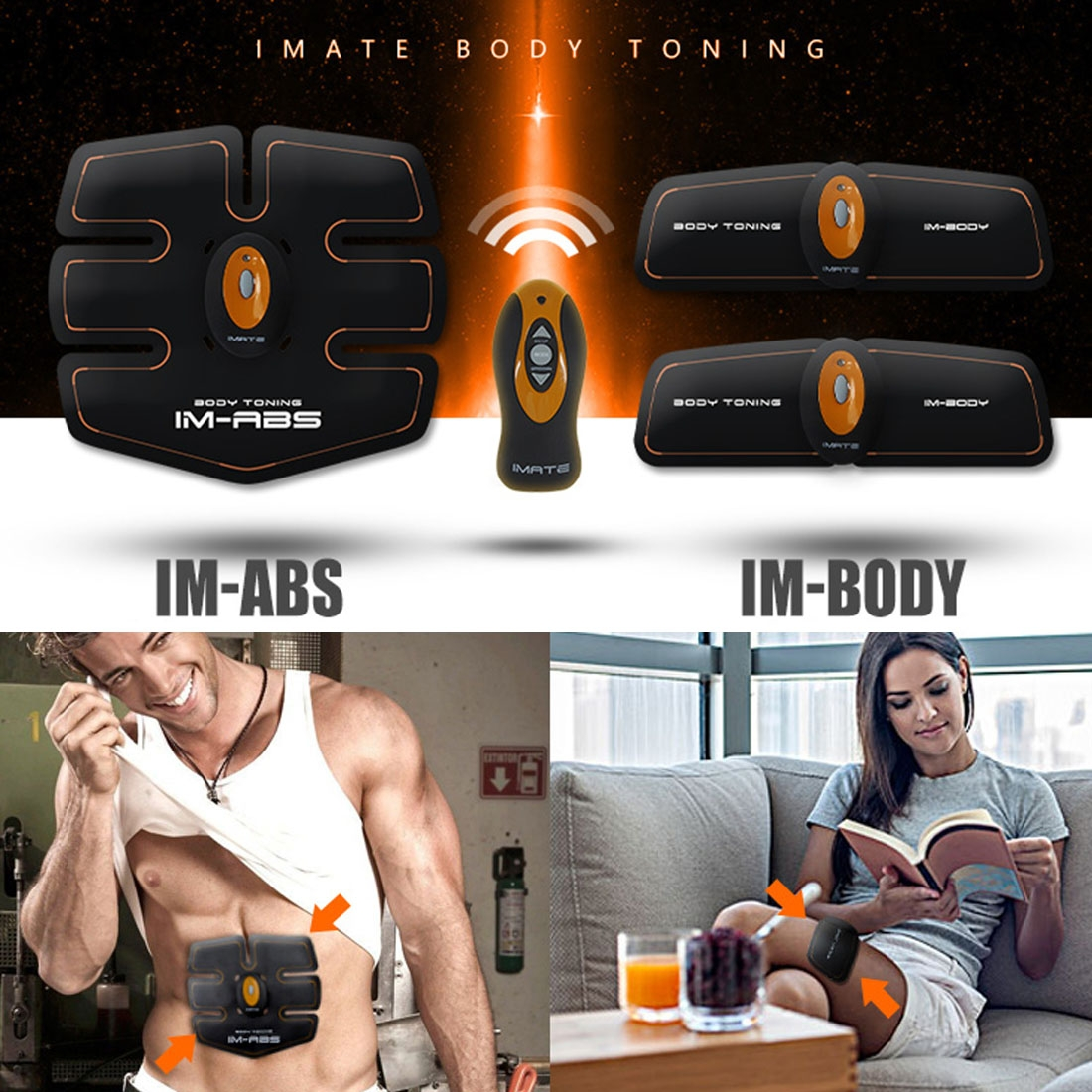 For years electronic muscle toning has helped people tone their muscles in addition to regular exercise and proper nutrition. These electronic muscle toners use electrical signals to force your muscles to contract, working the muscle to give you more definition.