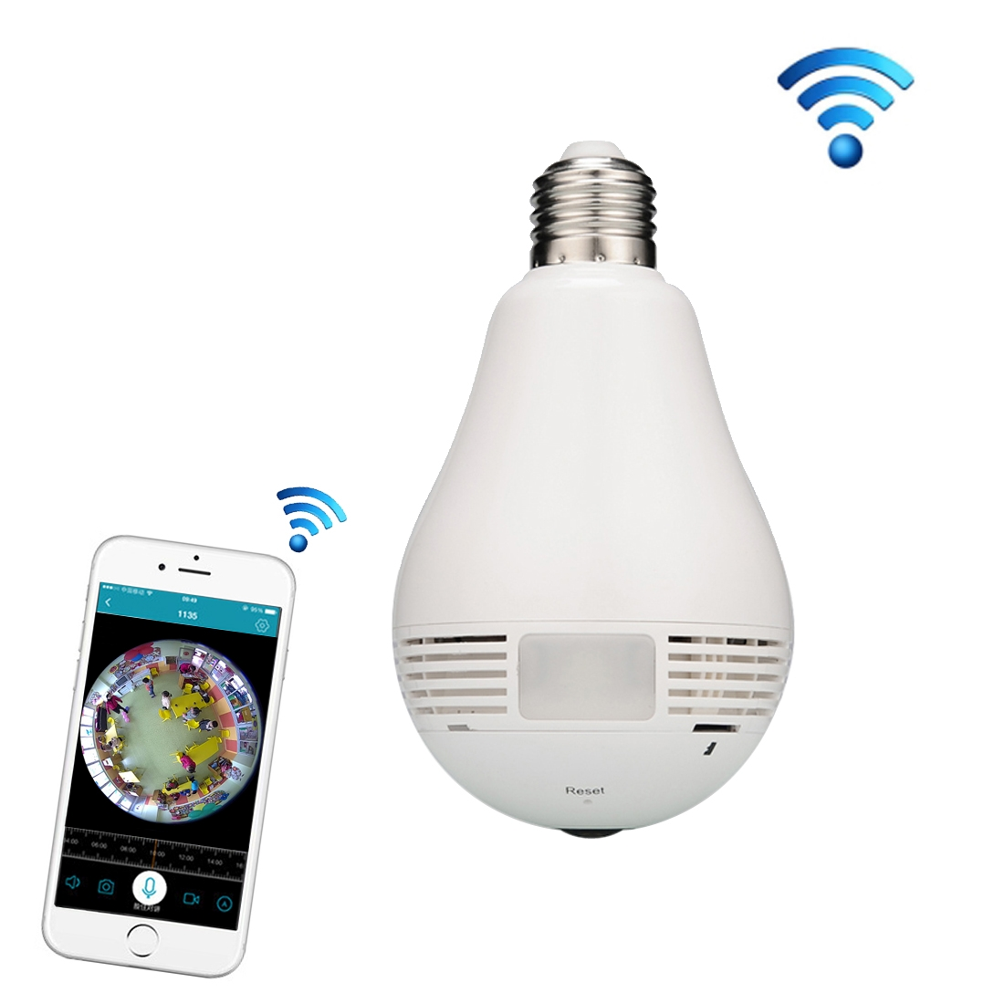 Smart Bulbs are available at Mitzen.ca