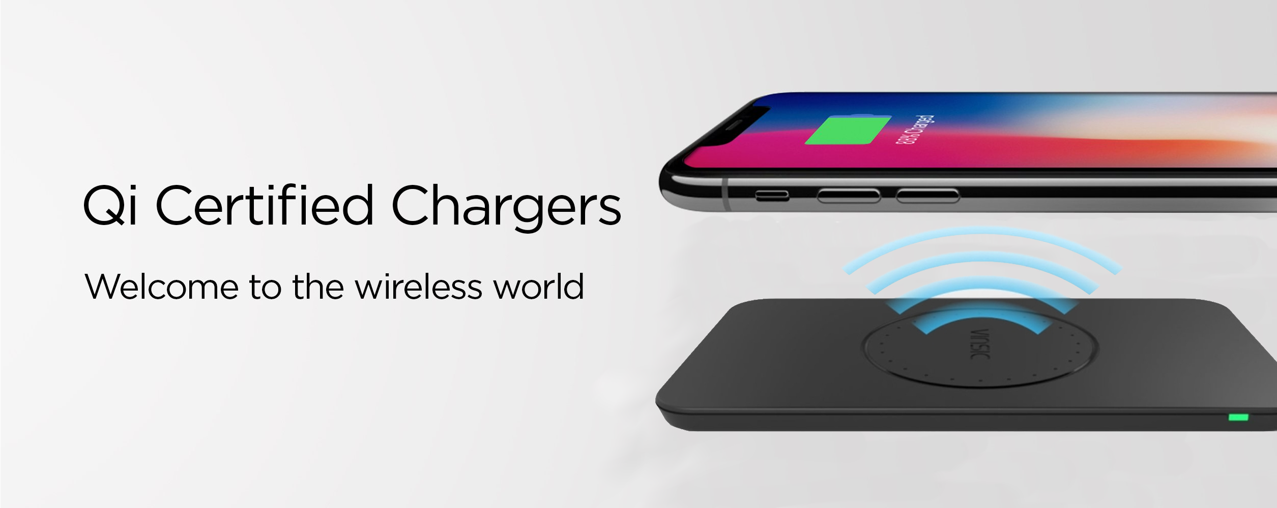 Qi wireless Chargers at mitzen.ca